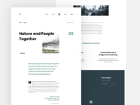 Blog post - .Nature