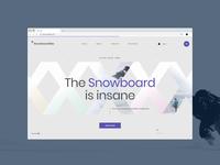 Snowboard site