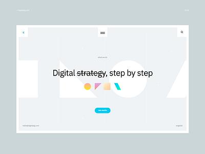 WebAgency userexperiance marketing digital agency web webdesign typography ux dribbbleshot interface ui