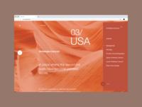 OurWorld website - USA