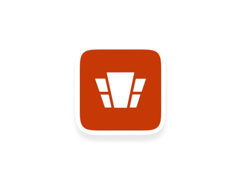 Application Icon browser mobile logo branding
