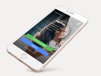 Mobile design zipPay