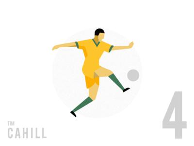 The Socceroos 2018 world cup fifa football vector design browser desktop mobile illustration