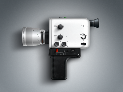 Braun Nizo Professional nizo super 8 film reconstruction professional 8mm 8mm camera pro dieter rams rams braun camera