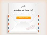 Gobble Email Letter