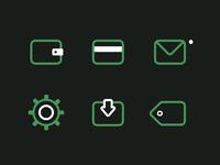 Emilys icons rebounded