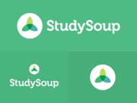 StudySoup logo on green
