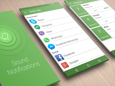 SoundNotifications soundnotification android material-design