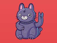 Satanic Kitten