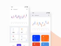 fitness app dashboard