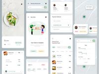 Food App Screen