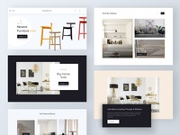 Furniture Homepage