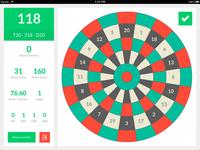 Darts scorer & practice app
