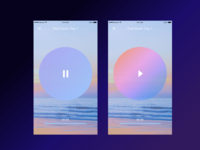 Calming App (Anxiety Reliever Rethought)