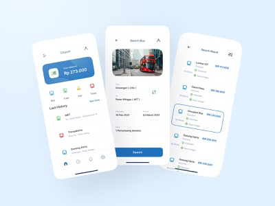 Cityport App minimalism card balance city activity minimalist clean ui design transport taxi bus train transportation