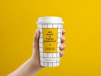 Medium cup 1