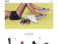Joyce Milano - Website - Shoes for Woman & Men