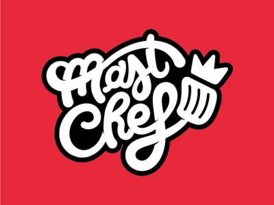 Mastchef - A Food Blog Logo