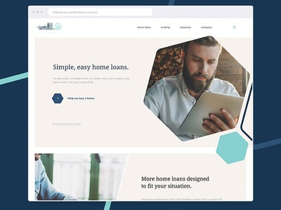Visuals for home loan provider