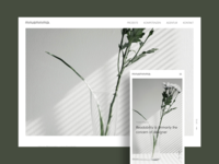 minusminimal — creative studio // about page