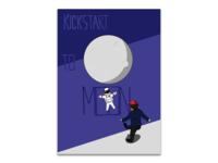 Kickstart to Moon
