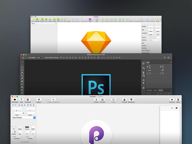Share Your Workspace principleformac photoshop sketch community workspace playoff