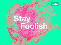 Stay Foolish (on Soundcloud)