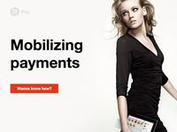 Inzeit Pay [RESPONSIVE WEBSITE]