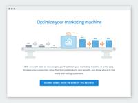 Kissmetrics Optimize Your Marketing Machine