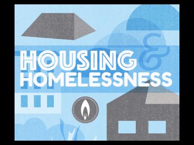 Housing & Homelessness Graphic