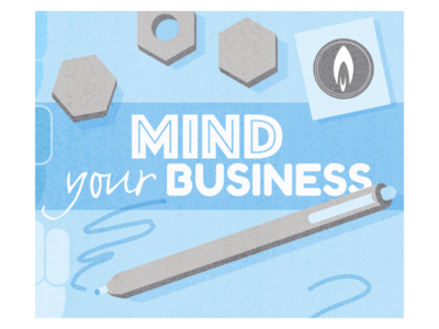 Mind Your Business graphic