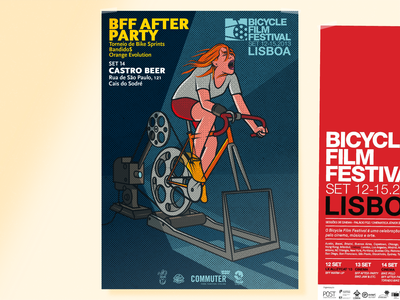 Bicycle Film Festival 13