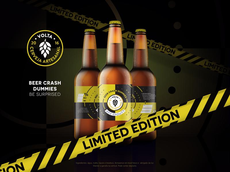 VOLTA Beer Crash Dummies