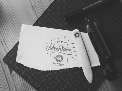 Playing with type graphic design design drawing sketching typography hand lettering lettering vintage
