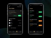 Bpal Wallet UI Design