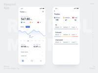 Rawpool App Design