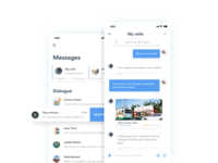 IM - Chat Page #100Day Ui challenge