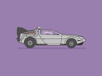 Project Auto - Delorean