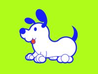 Tshirt for Sale | Pet Rescue | Dog Illustration | Logo Concept