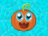 Cute Jack O Lantern
