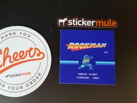 Thank You STICKERMULE!