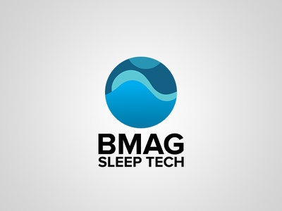 BMEG Sleep Tech design logo