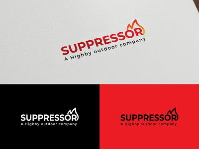 Logo design suppressor love logotype logo design logos logo logodesign