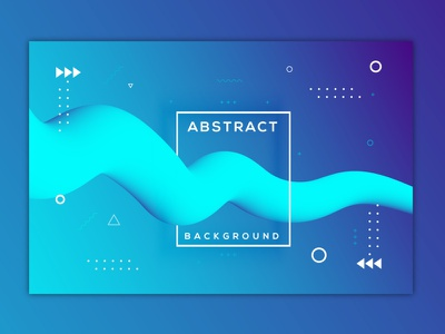 Abstract Gradient Liquid Background ux professional ui corporate illustration vector creative fluid trendy colorful gradient background liquid