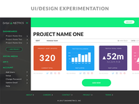 UI Design Experimentation