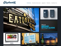 We Updated Our Studio Site www.Elephantik.com