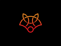Fox Gradient Logo
