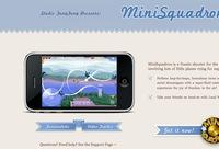 MiniSquadron Website