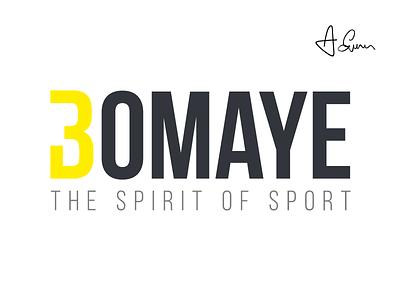 Bomaye - Logo Design sport design logo logo-design