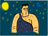 Caveman By Night